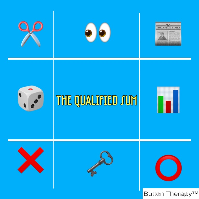 The Qualified Sum