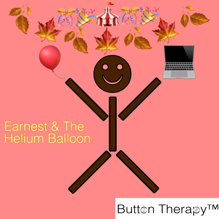 Earnest & The Helium Balloon