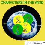 Characters In The Wind(Remastered)